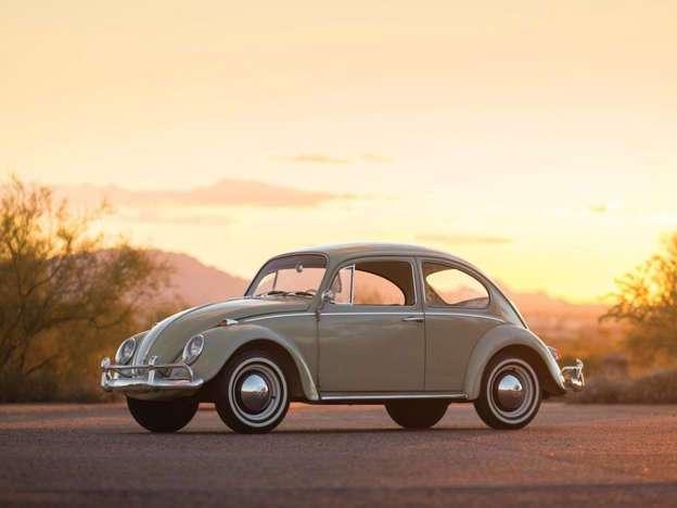 """Ora Punk Cat, la copia eléctrica del """"Vocho"""" de Volkswagen"""