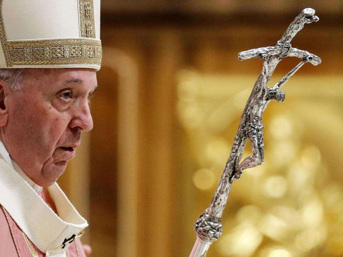 """""""La Tierra va en camino a la autodestrucción"""" advierte el Papa Francisco"""