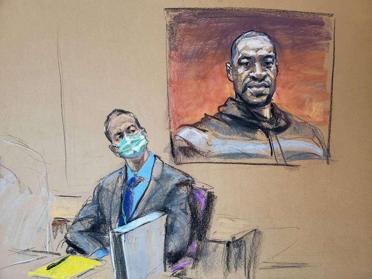 Derek Chauvin, culpable por el homicidio de Geoge Floyd