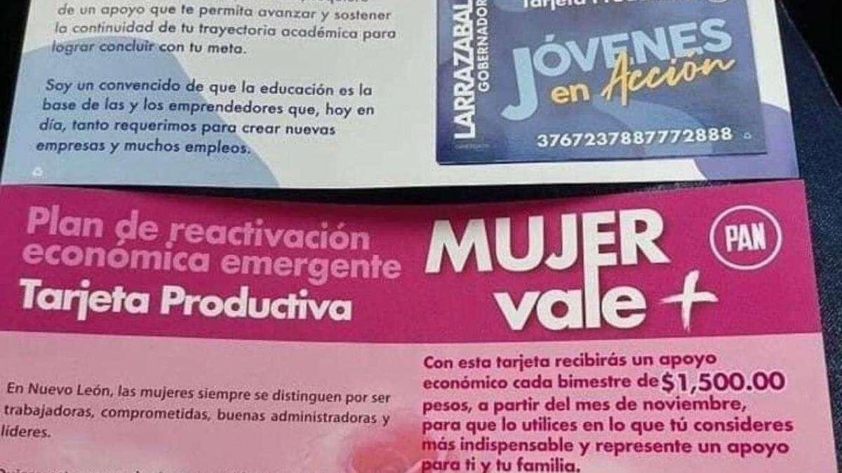 """No sólo en Nuevo León se """"sacan la tarjeta"""""""