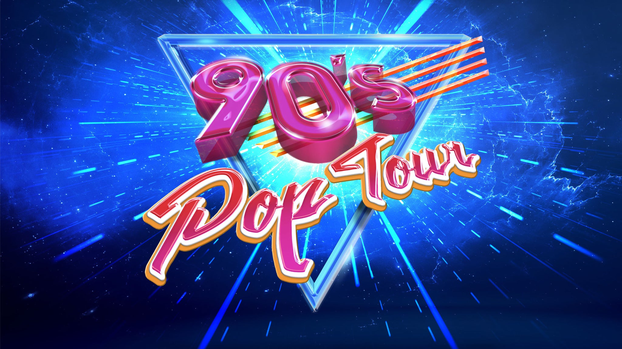Regresa a la Arena Monterrey el 90's Pop Tour
