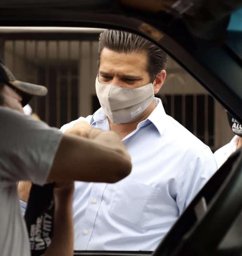 Anuncia Cienfuegos proyectos de movilidad para Monterrey.