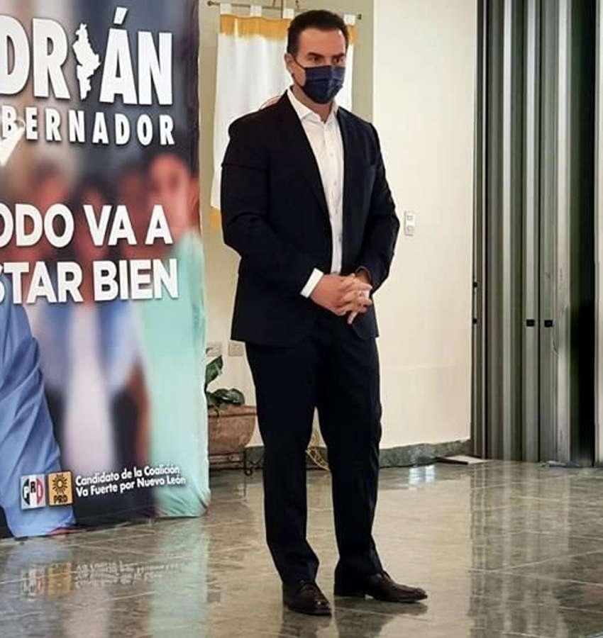 El candidato favorito de López Obrador ¡es Samuel García!