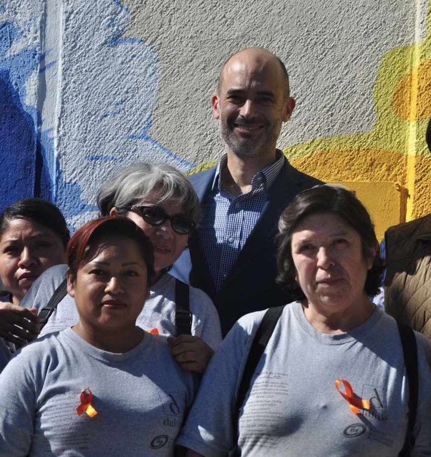Miguel Treviño continuará con los apoyos a mujeres de San Pedro