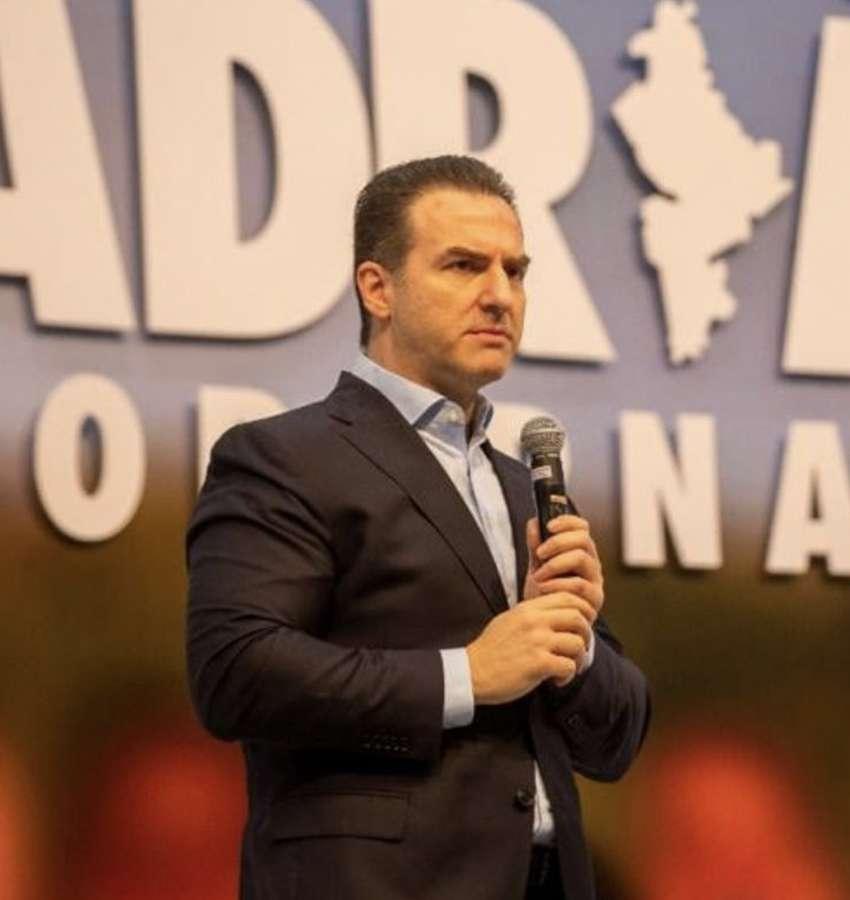 Eficiencia en la administración estatal para mejorar las finanzas, propone Adrián de la Garza