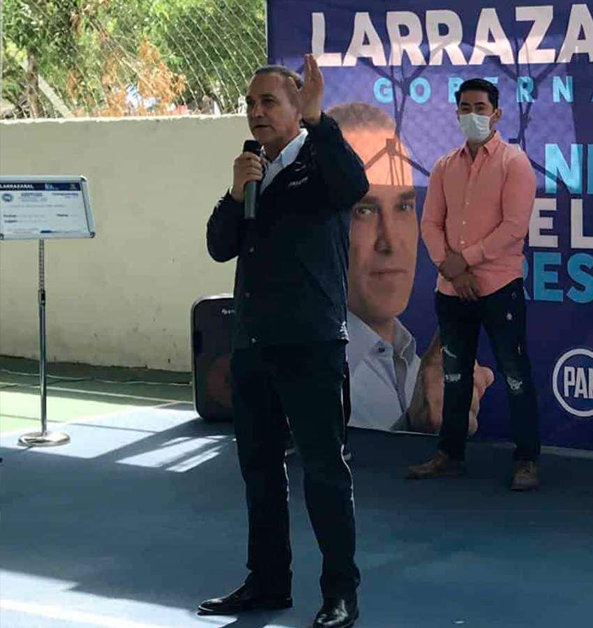 Propone Larrazabal crear Guardia Estatal de Protección al Medio Ambiente