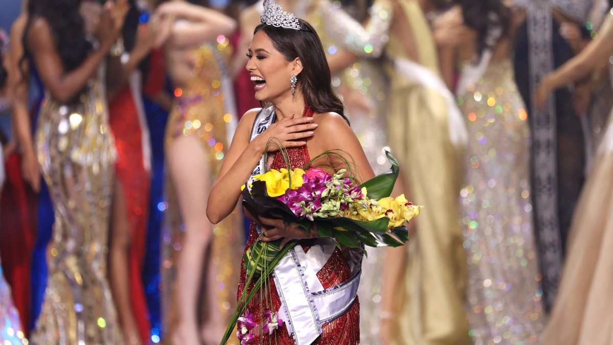 La representante de México, Andrea Meza, se corona como Miss Universo 2021 - 2021