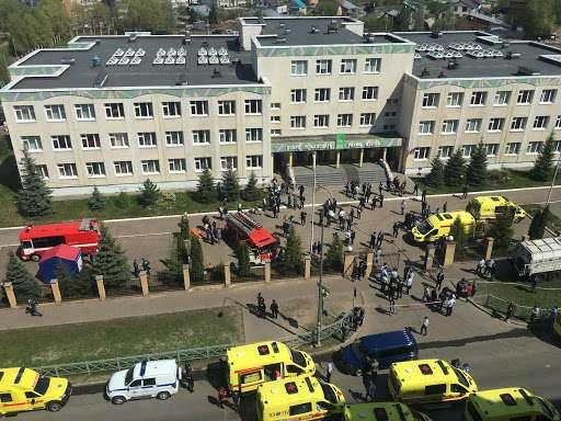 Balacera en escuela en Rusia deja al menos 8 muertos