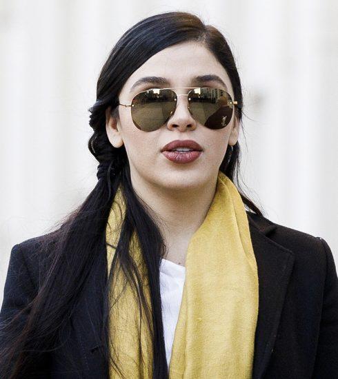 """Emma Coronel, esposa del """"Chapo"""" llegaría a acuerdo con autoridades de EEUU."""