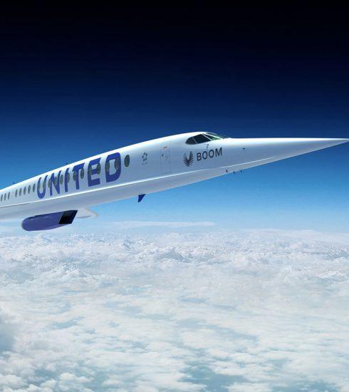 Con aviones supersónicos podrás llegar a de Londres a Nueva York en 4 horas.