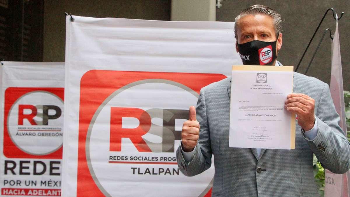 Alfredo Adame estaría planeando robar fondos electorales