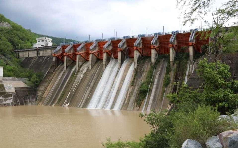 Sequía de Nuevo León se refleja en las presas con un promedio de 46% de su capacidad