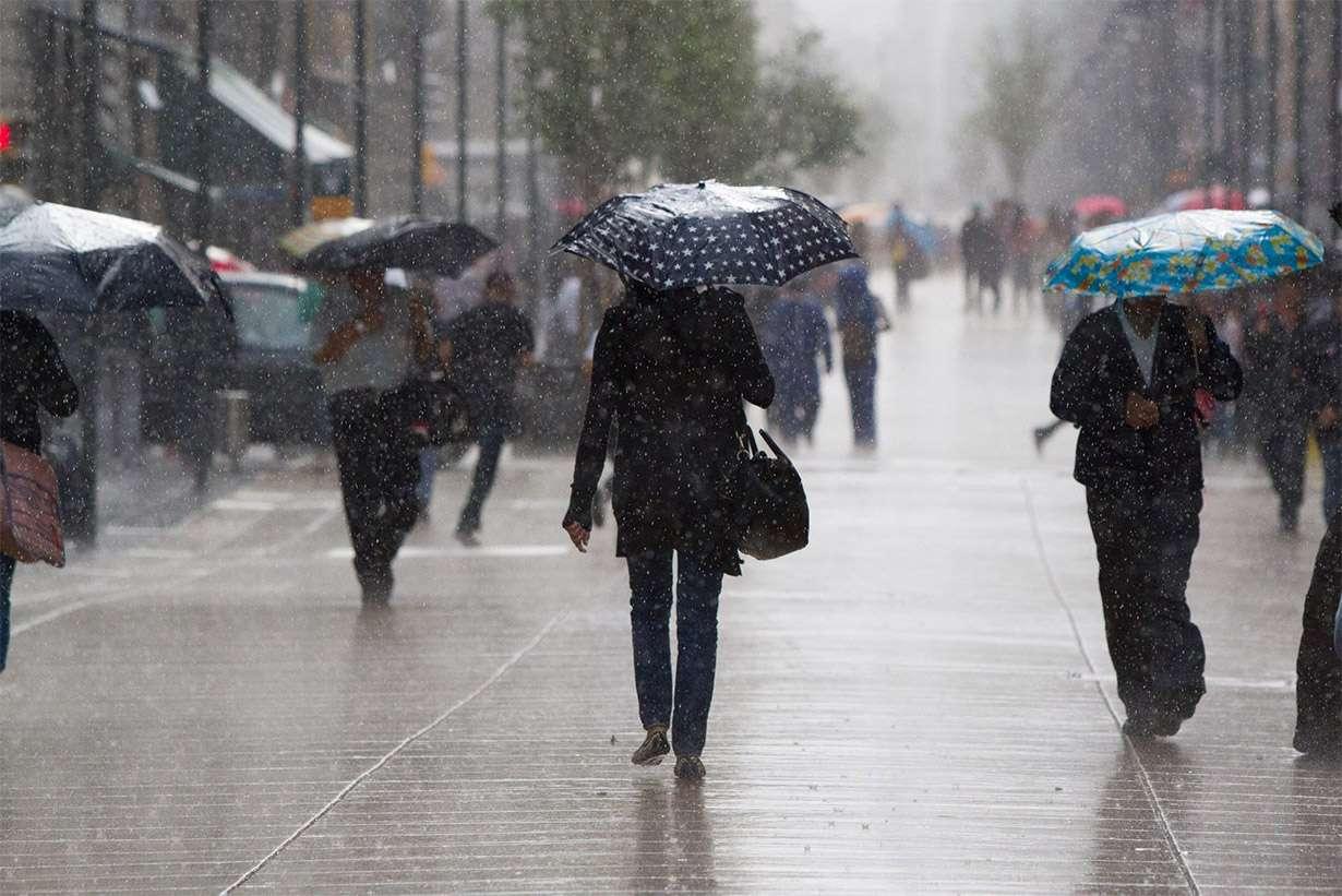 Prevén fuertes lluvias en varios estados por tormenta 'Andrés'