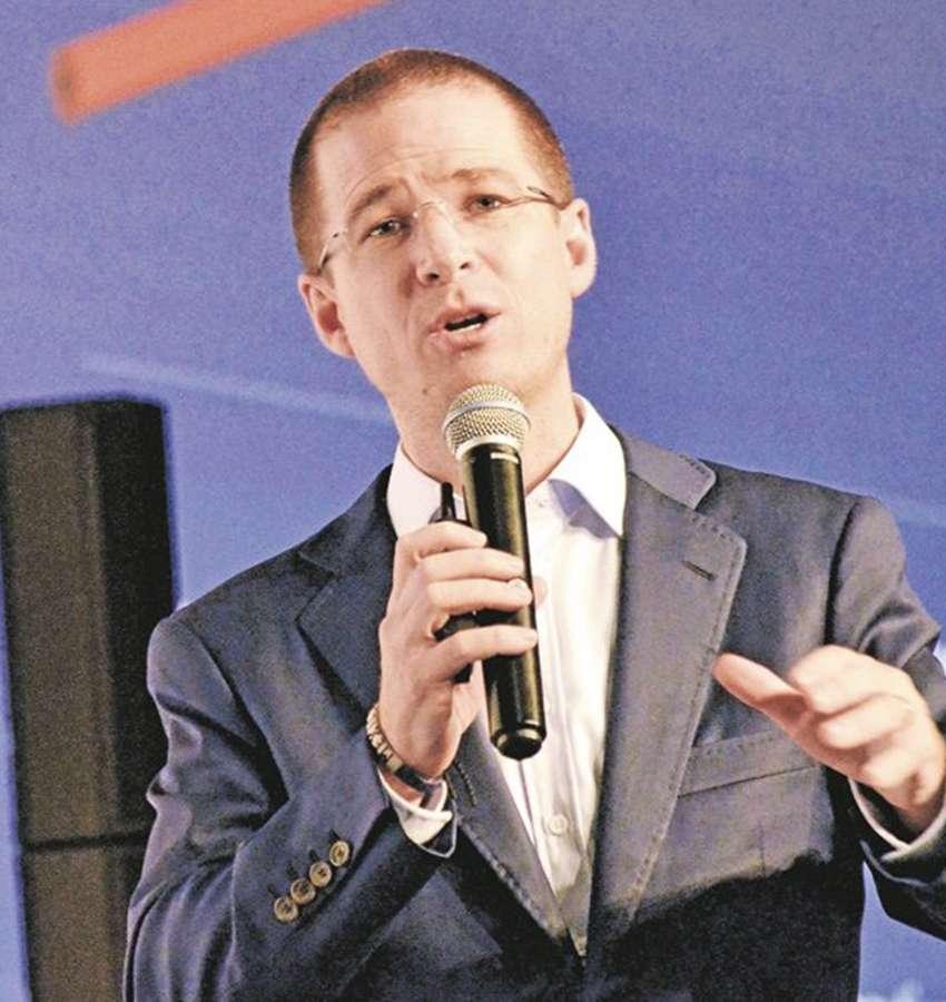 """No podemos permitir que Morena siga destruyendo al país"", Ricardo Anaya."