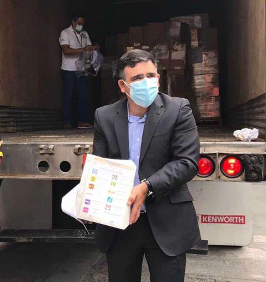 Llegan a Monterrey las boletas electorales para elegir Gobernador