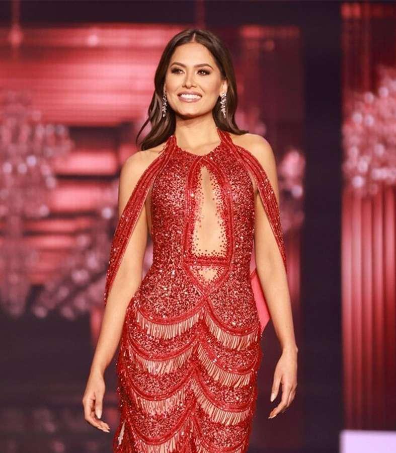 La mexicana Andrea Meza se convirtió Miss Universo 2021
