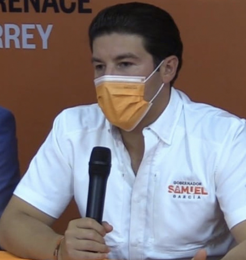 Buscan nulificar la elección, afirma Samuel García