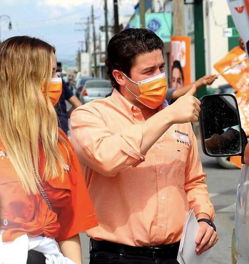 Apoyará Samuel la zona citrícola de Nuevo León.