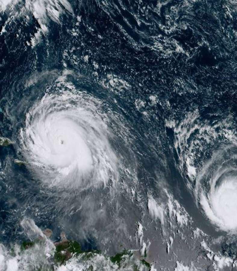 Inicia la temporada de huracanes en el Atlántico