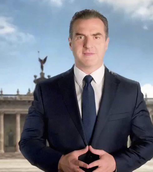 """Como gobernador voy a cumplir"", Adrián de la Garza."