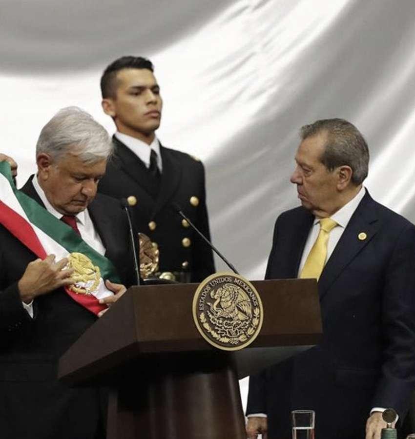 Lideres de la izquierda mexicana, decepcionados por AMLO.